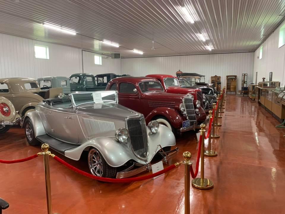 Marmarth Car Museum