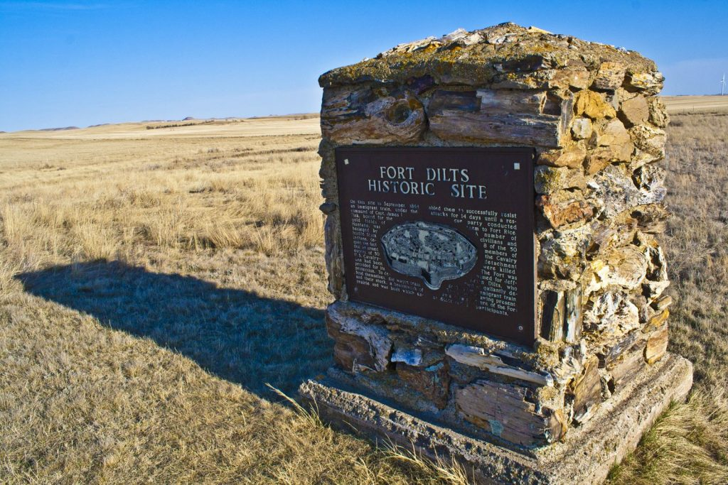Fort Dilts State Historic Site