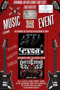 Live on Main- Church of Cash @ Silver Dollar Bar
