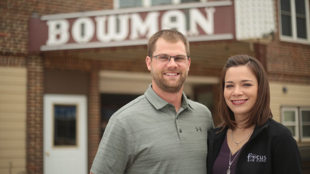 Bowman Theater North Dakota