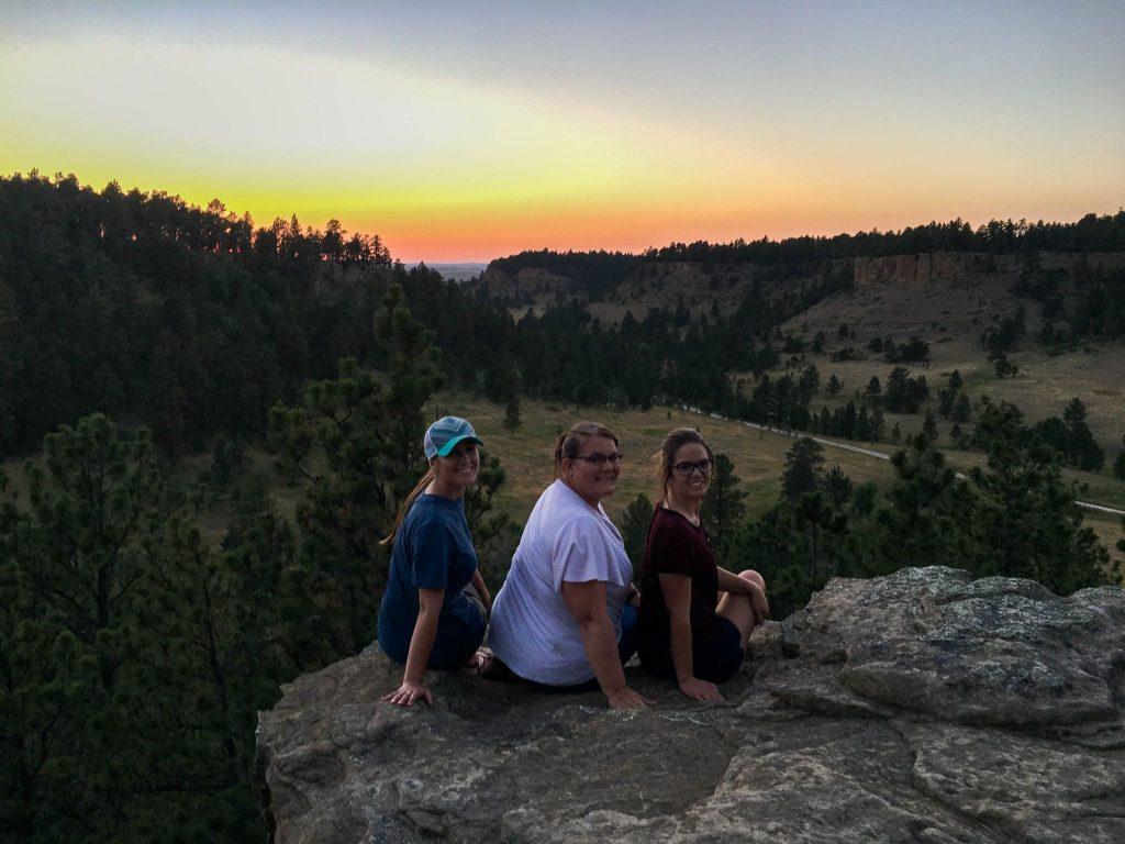 Cave Hills South Dakota