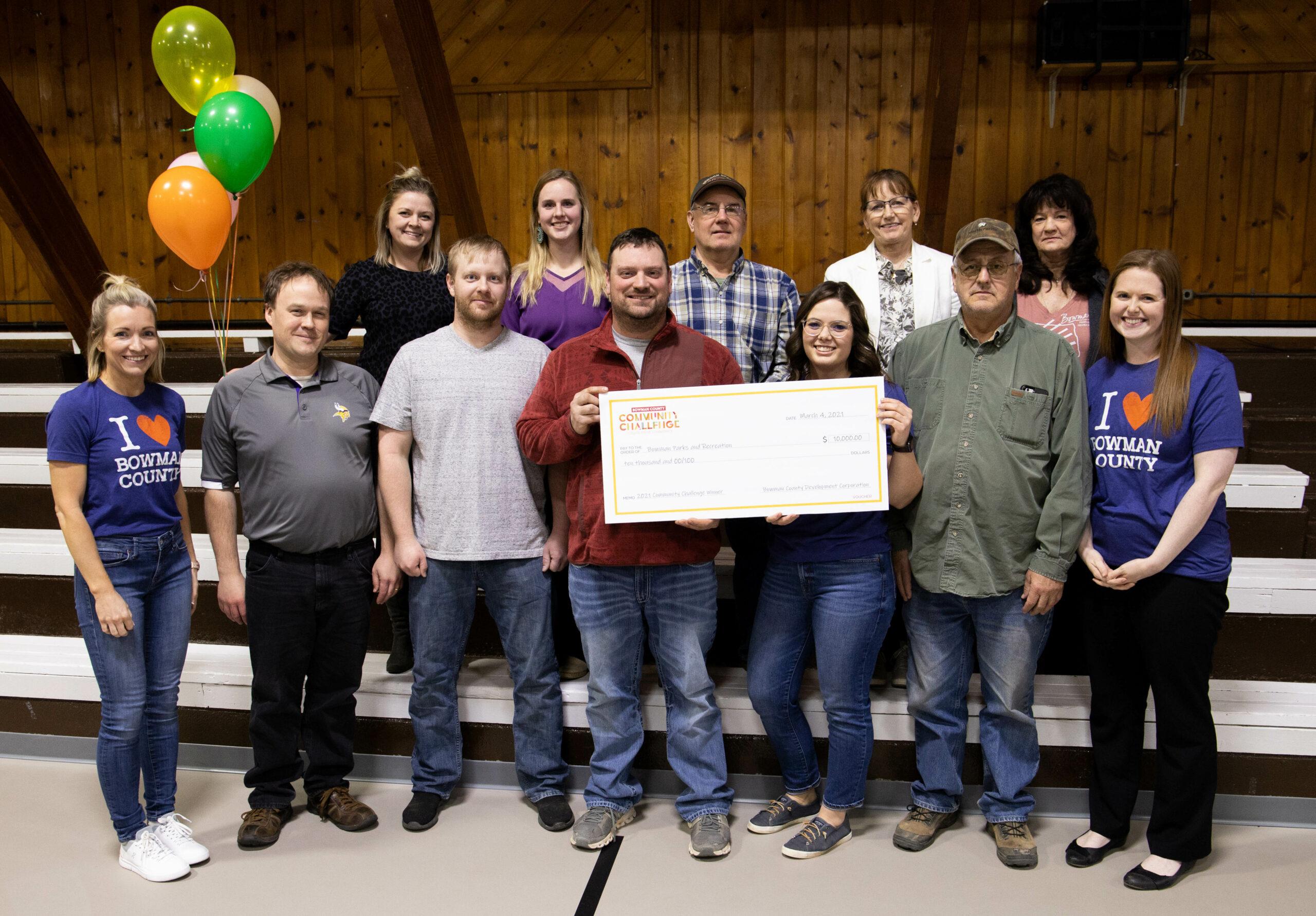 2021 Bowman County Community Challenge