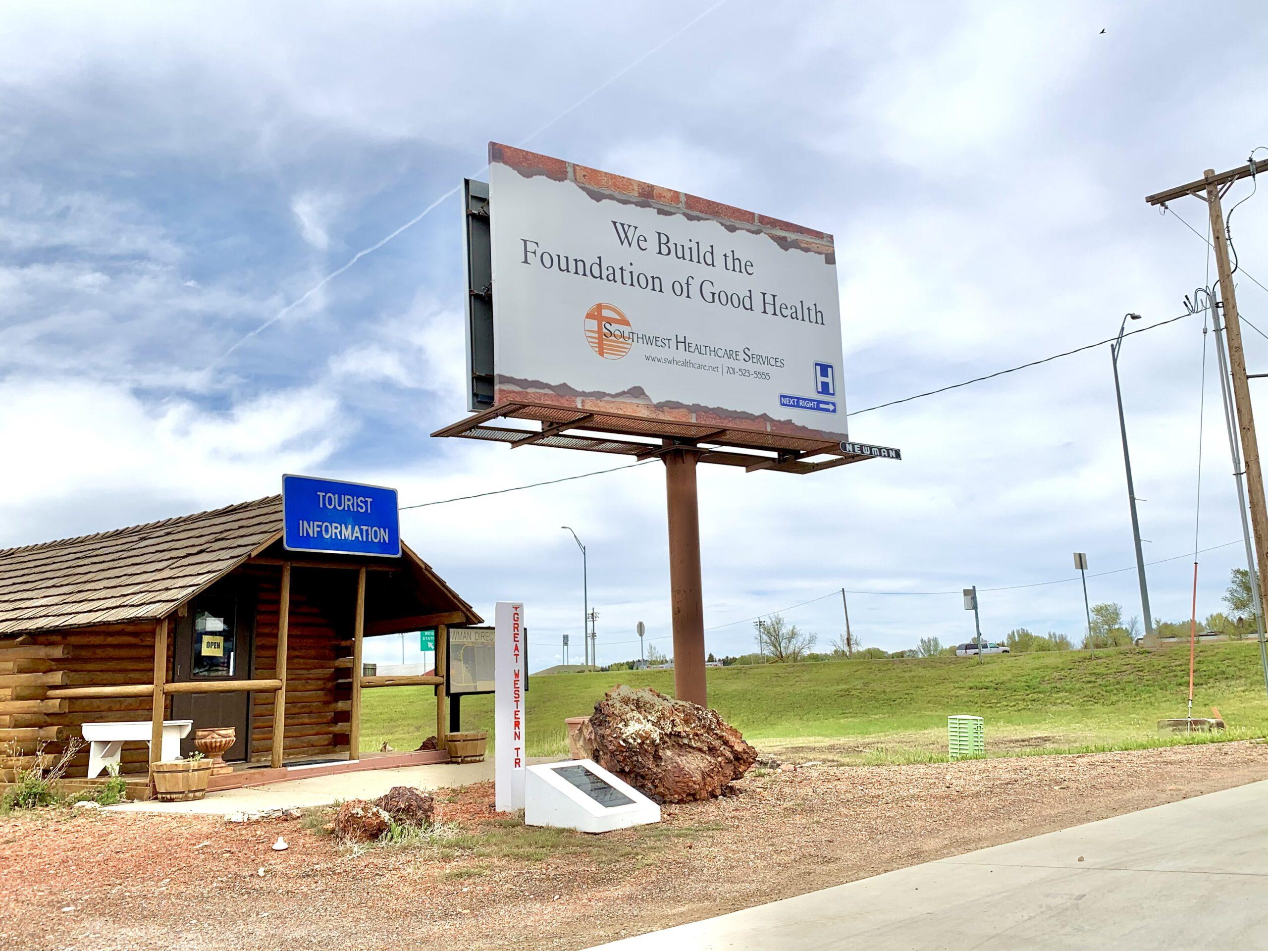 Bowman, North Dakota Visitor's Center