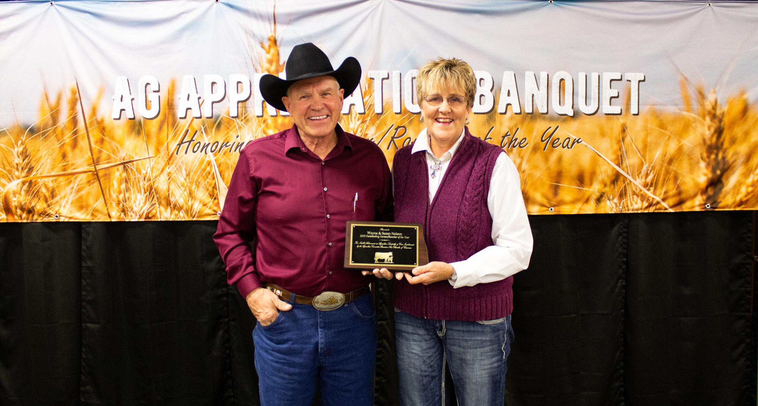 2019 Farmer/Rancher of the Year